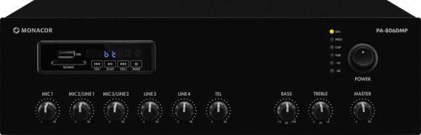 amplificatore 100v