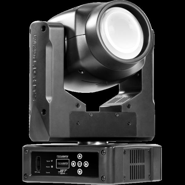 testa mobile beam led