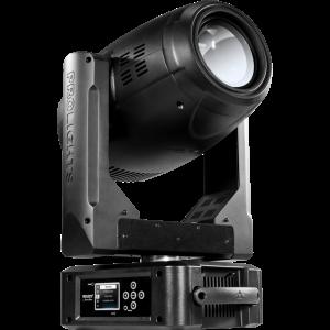 proiettore testa mobile ibrido