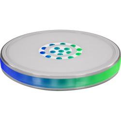 centrotavola da effetto a LED RGBW,