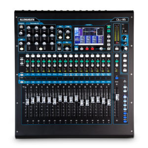 Allen & Heath Qu 16 Chrome