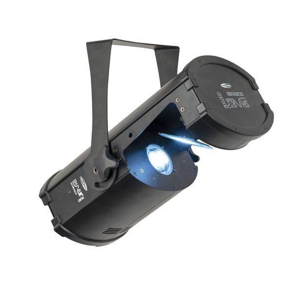 effetto luce scanner