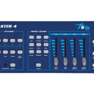 mixer luci DMX 16 CANALI