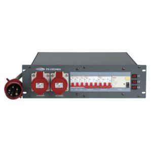Showtec quadro elettrico PS-32.2