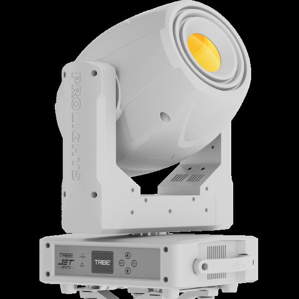 testa mobile spot LED